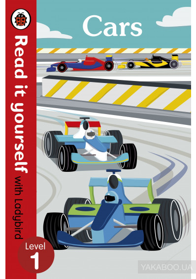 Фото - Cars. Read It Yourself with Ladybird (Non-fiction) Level 1