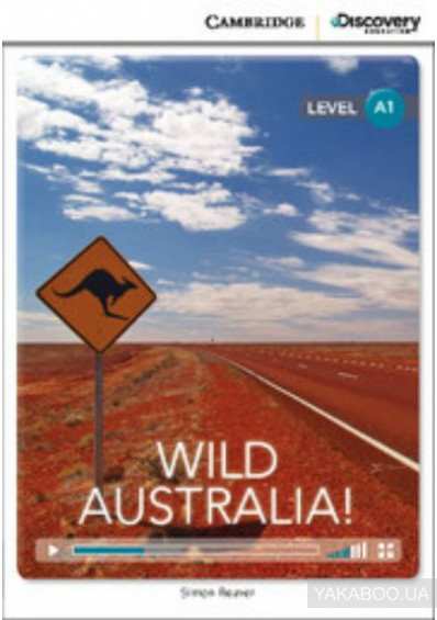 Фото - Wild Australia! Beginning Book with Online Access