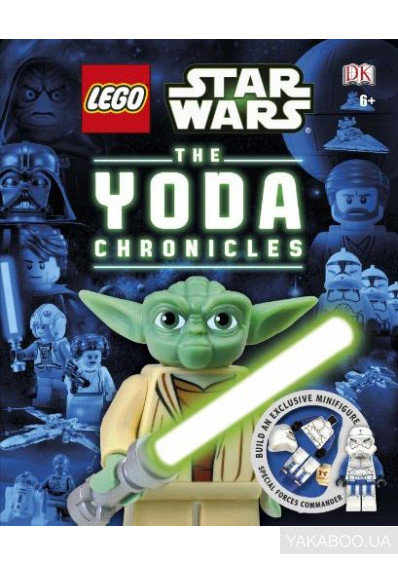 Фото - LEGO Star Wars the Yoda Chronicles