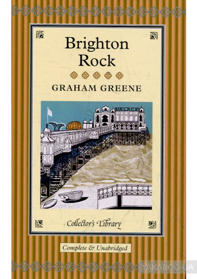 brighton rock book review Brighton rock by graham greene brighton rock is a celebrated novel written by the famous british author graham greene in 1938 brighton rock may not be the best novel written by graham greene, that credit goes to another novel named the power and the glory.