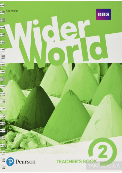 Фото - Wider World 2 (A2) Teacher's Book with DVD-ROM & Internet Access Code