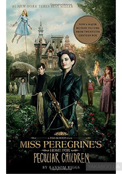 Фото - Miss Peregrine's Home for Peculiar Children