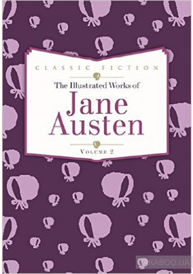 Фото - Jane Austen: Volume 2: Sense and Sensibility, Emma and Northanger Abbey