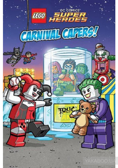 Фото - Lego DC Super Heroes. Carnival Capers! Reader #2