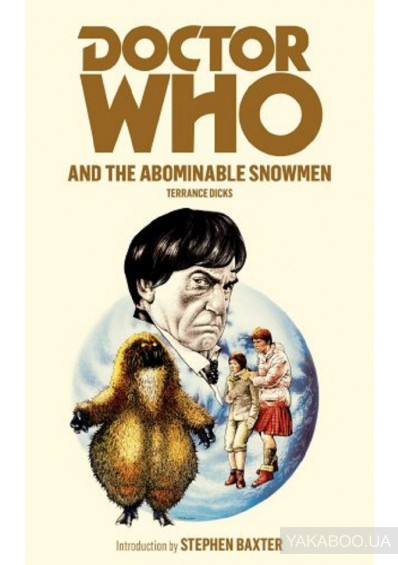 Фото - Doctor Who and the Abominable Snowmen