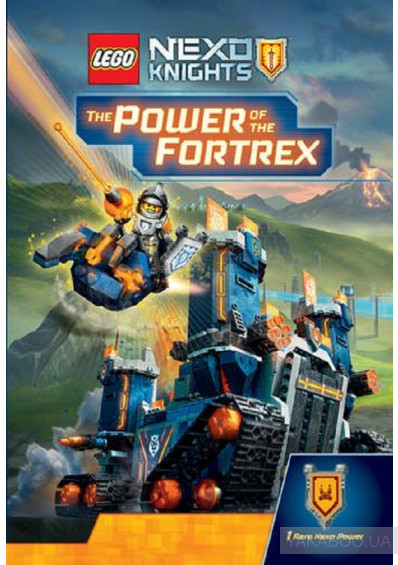 Фото - Lego Nexo Knights. The Power of the Fortrex