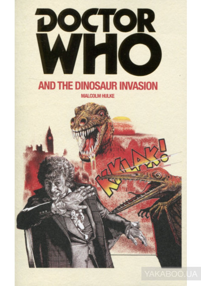 Фото - Doctor Who and the Dinosaur Invasion