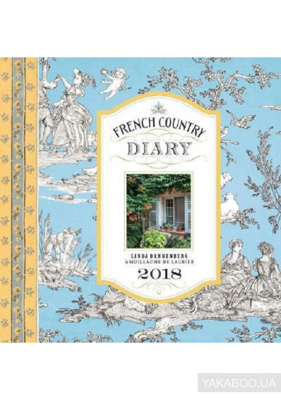 Фото - French Country Diary 2018 Calendar