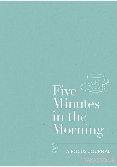 Фото - Five Minutes in the Morning. A Focus Journal