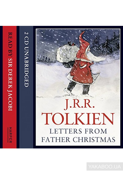 Фото - Letters from Father Christmas. Audio CD
