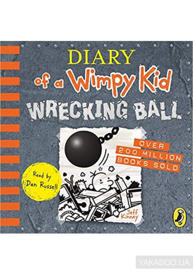Фото - Diary of a Wimpy Kid. Wrecking Ball. Book 14 (CD)