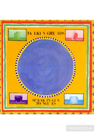 Фото - Talking Heads: Speaking In Tongues (CD+DVD) (Import)