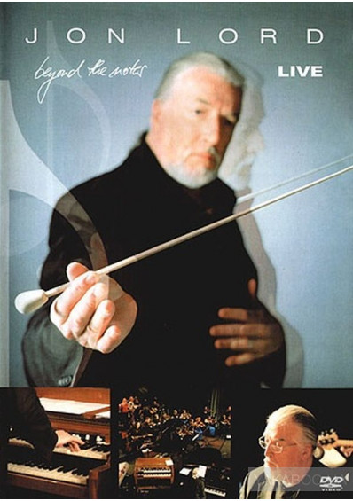 Фото - Jon Lord: Beyond The Notes Live (Import)