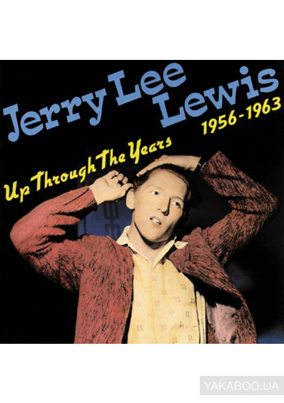 Jerry Lee Lewis  Up Through The Years 1956-1963 (LP) (Import ... b491171a37b58