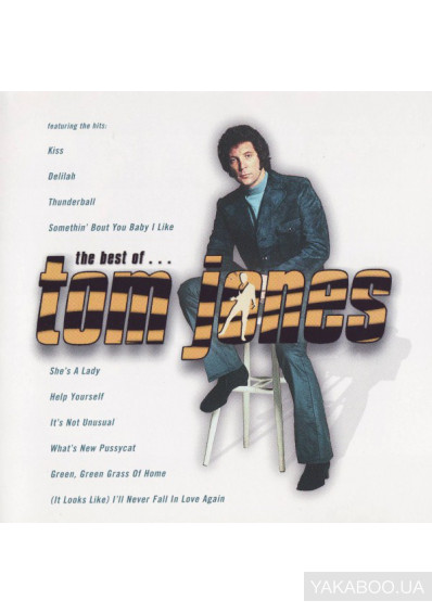 Фото - Tom Jones: The Best Of... (Import)