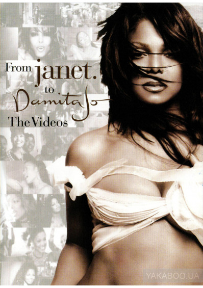 Фото - Janet Jackson: From Janet. To Damita Jo - The Videos (Import)