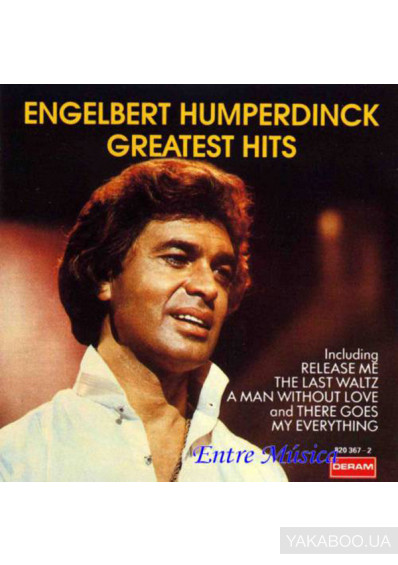 Фото - Engelbert Humperdinck: Greatest Hits (Import)