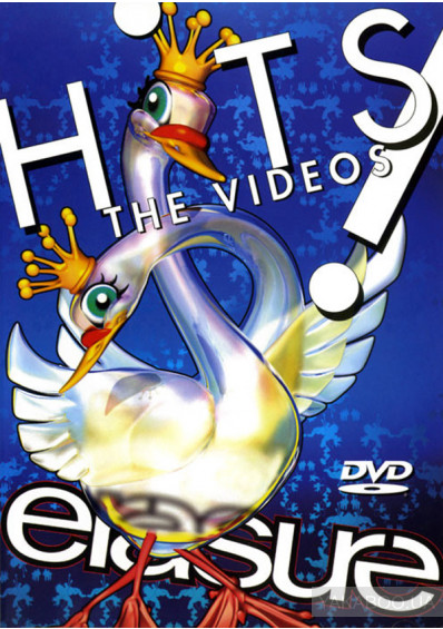 Фото - Erasure: Hits! The Videos (2 DVD) (Import)