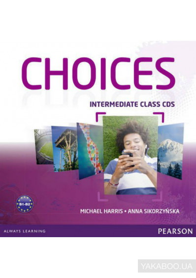 Фото - Choices Intermediate Class Audio CDs (6)