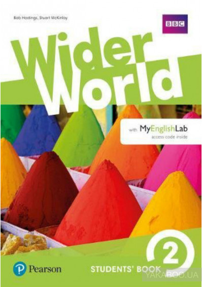 Фото - Wider World 2 (A2) Student's eBook (Internet Access Card) with MyEnglishLab & Extra Online Homework