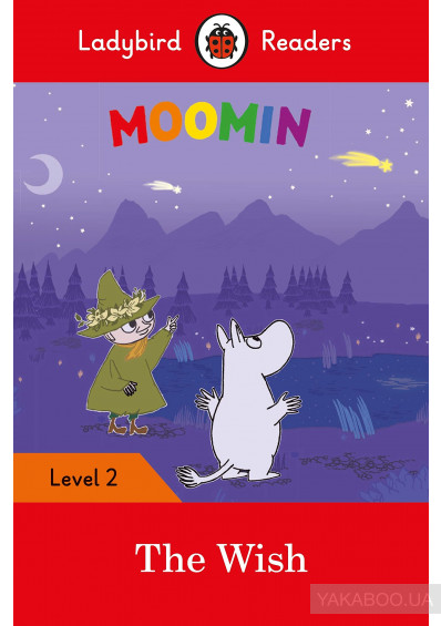 Фото - Moomin. The Wish. Ladybird Readers Level 2