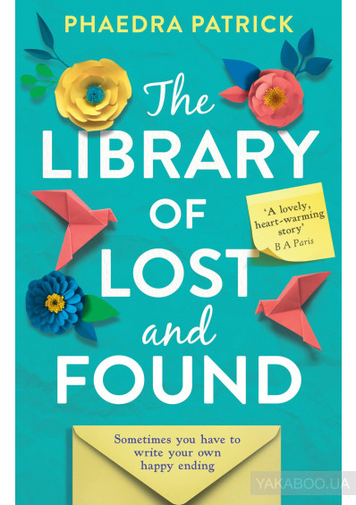 Фото - The Library of Lost and Found