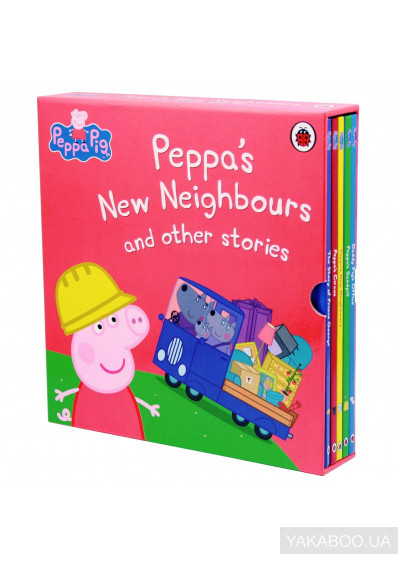 Фото - Peppa's New Neighbours and Other Stories. Box Set