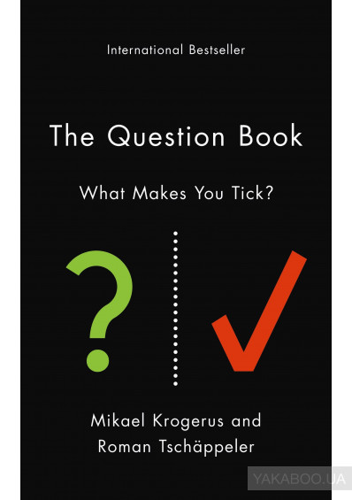 Фото - The Question Book: What Makes You Tick?