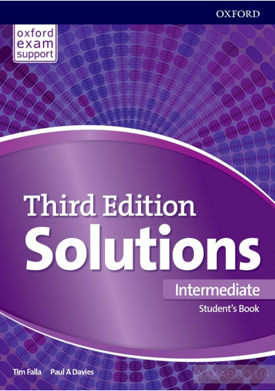Фото - Solutions. Intermediate. Teacher's Pack. Leading the way to success
