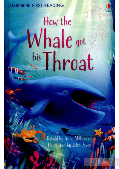 Фото - How the Whale Got His Throat