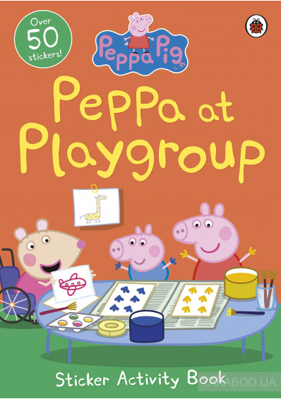 Фото - Peppa Pig. Peppa at Playgroup Sticker Activity Book