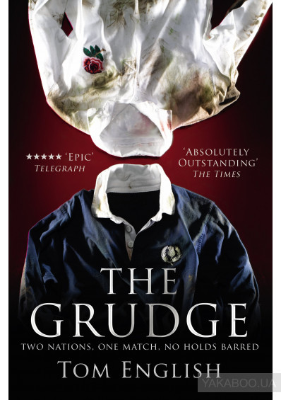 Фото - The Grudge. Two Nations, One Match, No Holds Barred