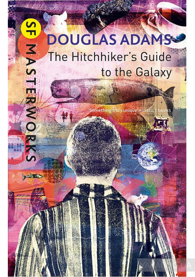 Фото - The Hitchhiker's Guide To The Galaxy