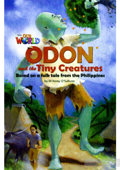 Фото - Odon and the Tiny Creatures