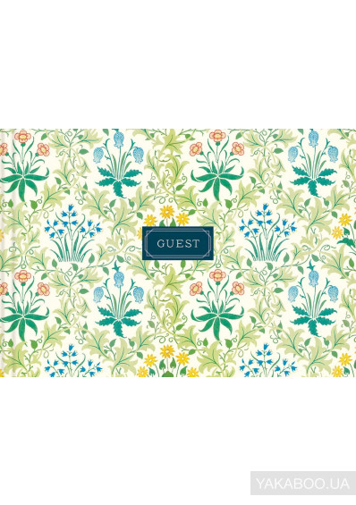 Фото - William Morris Celandine Guest Book