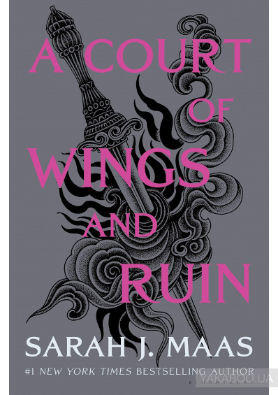 Фото - A Court of Wings and Ruin