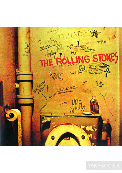 Фото - The Rolling Stones: Beggars Banquet (LP) (Import)