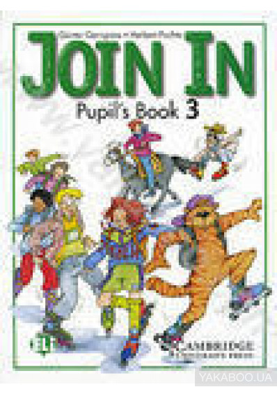 Фото - Join In. Pupil's Book 3