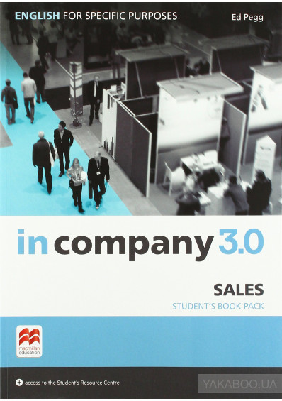 Фото - In Company 3.0 ESP Sales Student's Pack