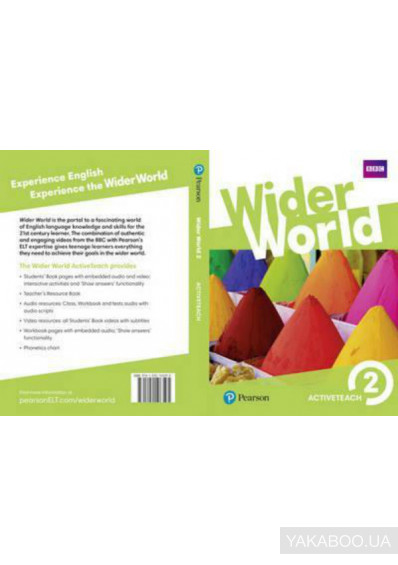 Фото - Wider World 2 (A2) ActiveTeach (Interactive Whiteboard Software)