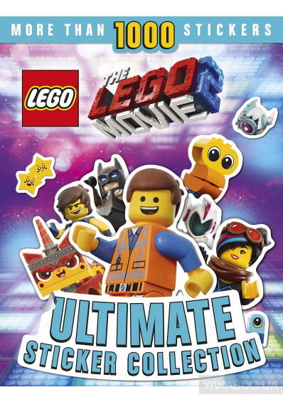 Фото - THE LEGO MOVIE 2 Ultimate Sticker Collection