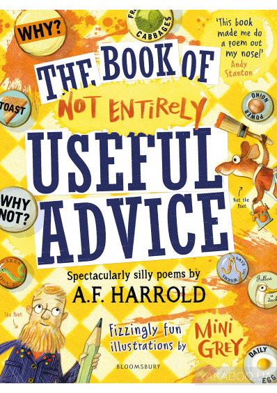 Фото - The Book of Not Entirely Useful Advice