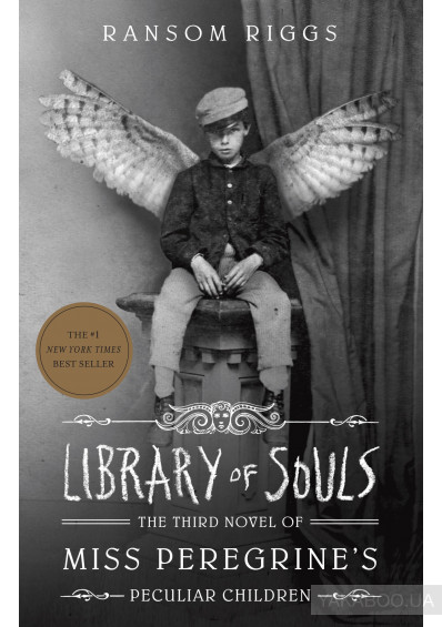Фото - Library Of Souls. The Third Novel of Miss Peregrine's Peculiar Children