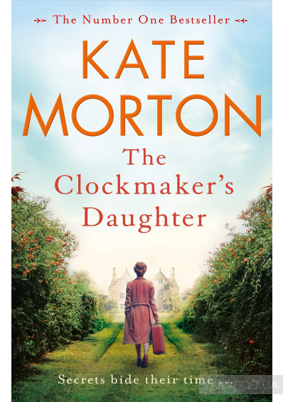 Фото - The Clockmaker's Daughter