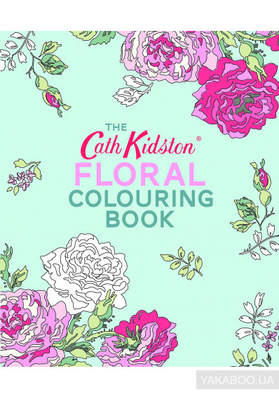 Фото - The Cath Kidston Floral Colouring Book