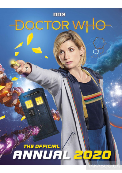 Фото - Doctor Who: Official Annual 2020