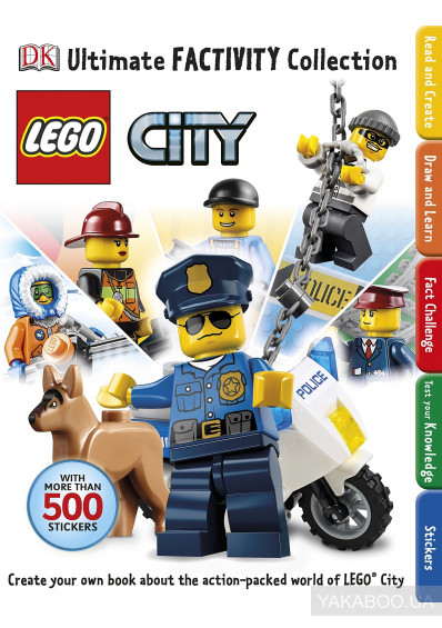 Фото - LEGO® City Ultimate Factivity Collection