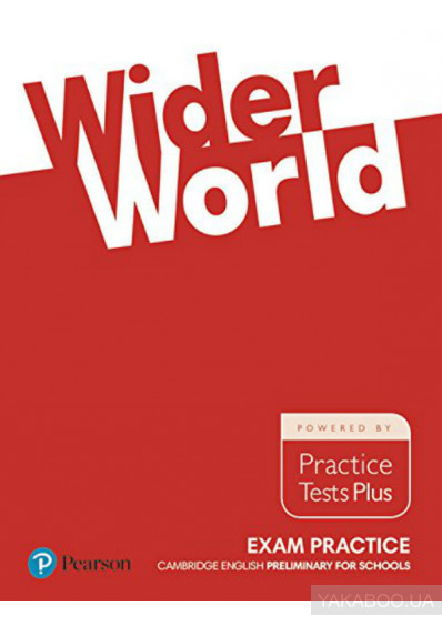 Фото - Wider World 3 (B1) Exam Practice: Cambridge English Preliminary for Schools