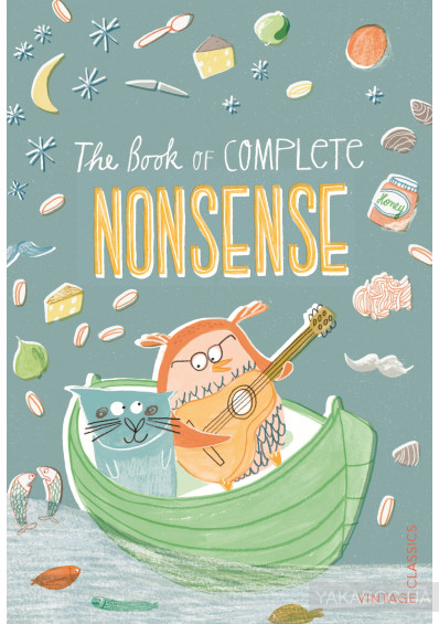 Фото - The Book of Complete Nonsense