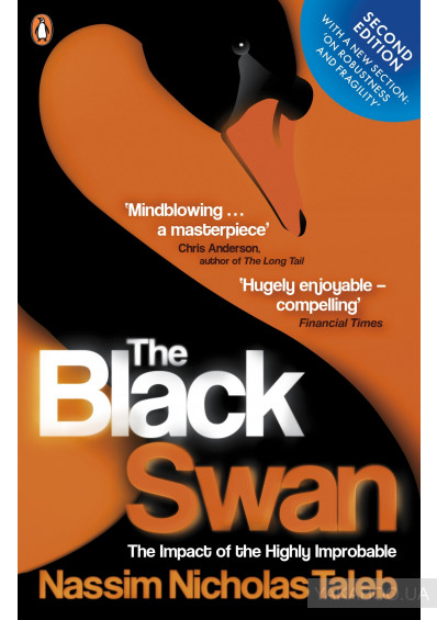 Фото - The Black Swan. The Impact of the Highly Improbable